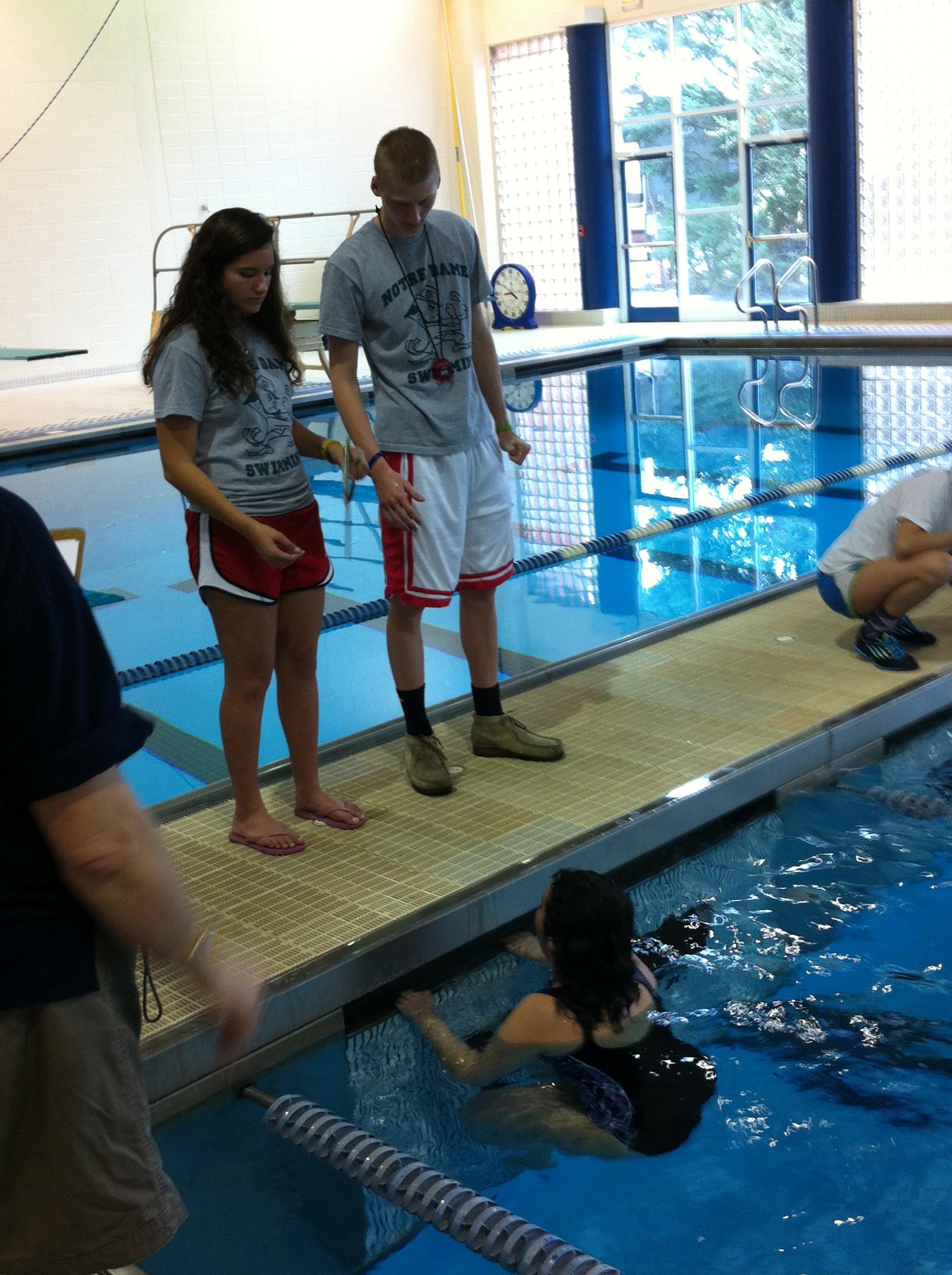 swim meet 2012